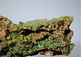 SOLD Pyromorphite, Daoping Mine, Yangshao, Guangxi Province, China Medium cabinet 6 x 8 x 14.5 cm $600. Online 12/20