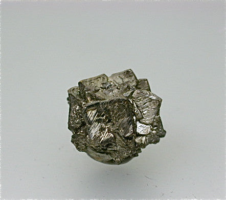 Pyrite, Eagle Mine, Gilman, Colorado, Kalaskie Collection #429, TN 1.4 x 2.0 x 2.0 cm, $22. Online 11/8