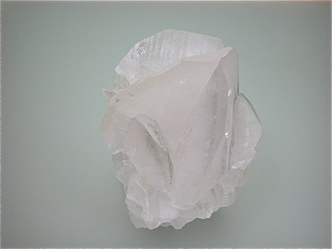 Calcite, Chenzhou, Hunan Province, China, Mined c. 2009, Kalaskie Collection #227, Medium Cabinet, 7.0 x 9.5 x 12.0 cm, $450. Online 1/12