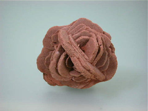 Barite 'Rose', Noble, Cleveland County, Oklahoma small cabinet 6.5 x 7 x 7.5 cm $50. Online 4/8 SOLD