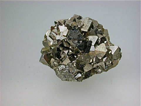 Pyrite, 3200 level, Stewart Mine, Butte District, Silver Bow County, Montana 1.5 x 2.5 x 3 cm $15. Online August 1 SOLD