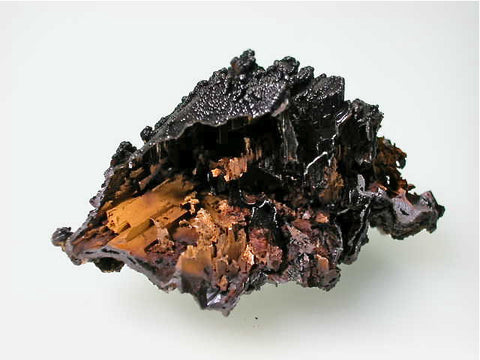 SOLD Goethite after Selenite, Santa Eulalia, Chihuahua, Mexico Miniature 3.5 x 4.5 x 7 cm $125. online 12/20