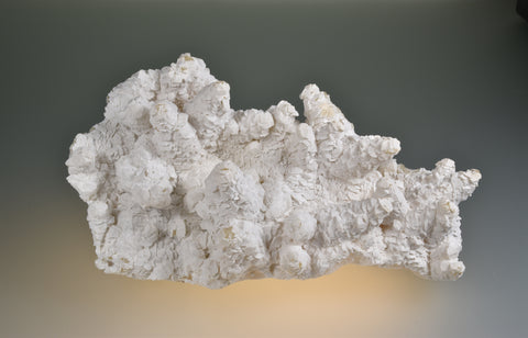 Benstonite on Calcite, Bethel Level (attr.), Minerva #1 Mine, Minerva Oil Company, Cave-in-Rock District, Southern Illinois Medium/large cabinet 7.5 x 10.5 x 19.5 cm $9500. Online 6/9