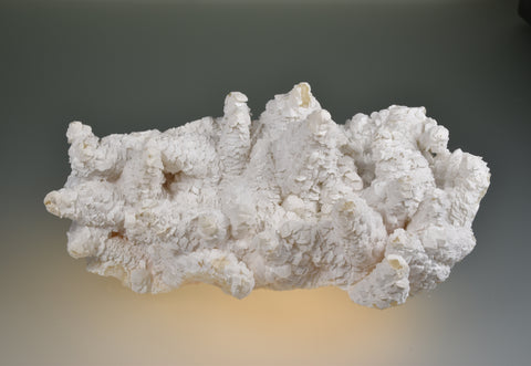 SOLD Benstonite on Calcite, Bethel Level (attr.), Minerva #1 Mine, Minerva Oil Company, Cave-in-Rock District, Southern Illinois Medium/large cabinet 7.5 x 10.5 x 19.5 cm $9500. Online 6/9
