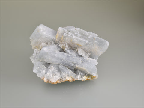 Celestite, Emery County, Utah, Holzner Collection #551, Small Cabinet 6.5 x 6.5 x 9.0 cm, $200. Online 8/15
