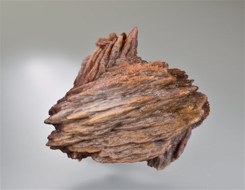SOLD Barite, Galena King Mine, Manzano Mountains, New Mexico, Holzner Collection #C-622, Miniature 4.0 x 6.0 x 8.0 cm, $45.  Online 8/15.