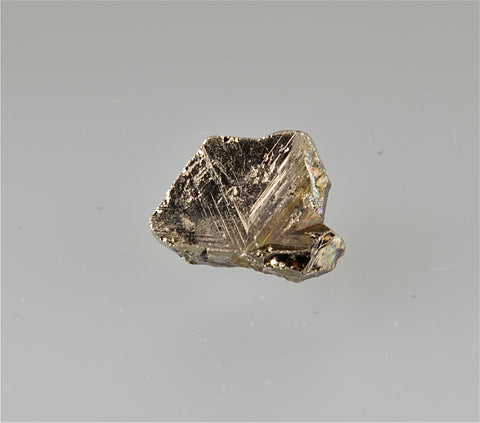 Cubanite, Henderson #2 Mine, Chibougamou, Quebec TN 4 x 12 x 18 mm $500.