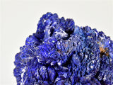 Azurite, Daye Mine, Hubei Province, China, Mined c. 2003, Kalaskie Collection #767, Medium Cabinet 7.0 x 8.0 x 9.0 cm, $1500.  Online 10/2.