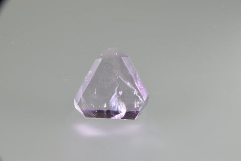 Fluorite, Annabel Lee Mine, Harris Creek District, Southern Illinois 0.7 x 2 x 2.5 cm $25. 10/19