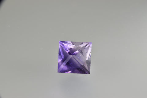 Fluorite, Bahama Pod, Denton Mine, Harris Creek District, Southern Illinois 1.5 cm on edge $45. 10/19