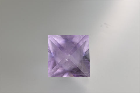 Fluorite, Harris Creek District, Southern Illinois 2.1 cm on edge $125. Online 10/19