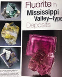 Autographed Copy of FLUORITE Special Issue, Rocks & Minerals Magazine, Jan/Feb 2013, Vol. 88, No. 1