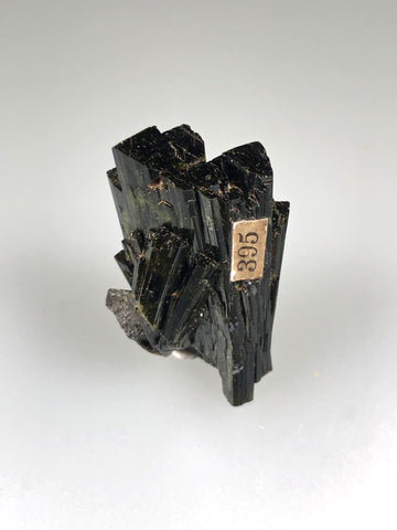 Epidote, Ensenada Baja California, Mexico, ex. Louis Lafayette Collection #942, Miniature 1.0 x 2.0 x 3.3 cm, $75. Online 12/9