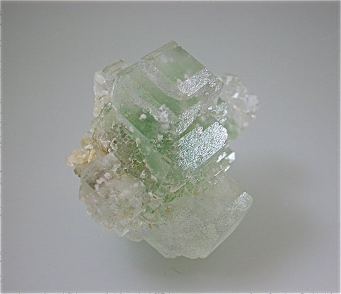 Fluorite, Gibraltar Mine, Naica Complex, Chihuahua, Mexico Miniature 6 x 6 x 7.5 cm $480. Online 6/19 SOLD