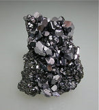 SOLD Galena and Sphalerite, Gjudurska Mine, Bulgaria Small cabinet 2.5 x 7 x 8 cm $250.