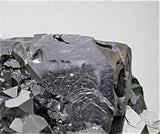 SOLD Galena, Gjudurska Mine, Zlatograd District, Southern Rhodope Mountains, Bulgaria, Mined 2010, 4.5 x 6.5 x 7.5 cm, $250.  Online 06/02