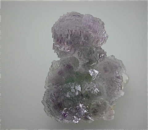 Fluorite, Yaogangxian Mine, Yizhang, Chenzou Prefecture, Hunan, China, Mined c. 2000, Carolyn Seitz Collection, 3.0 x 5.0 x 6.5 cm, $200. Online 6/2. SOLD