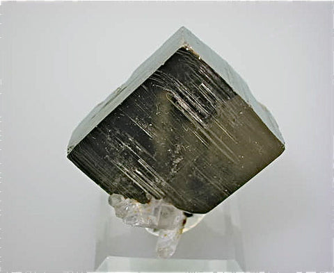 Pyrite and Quartz, Spruce #18 Claim, King County, Washington, Collected 2013, 2.5 x 3.5 x 5.0 cm, $75.  Online 6/2 SOLD