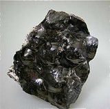 Hematite on Lepidocrocite and Barite, Kremikovzi Mine, northeast about 15 miles from Sofia, Bulgaria, Mined c. 1990s, Medium cabinet 7.0 x 11. 0 x 12.0 cm, $300. Online 8/21 SOLD