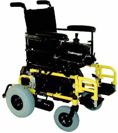 TuffCare 1200CA Powerchair Electric Wheel Chair FREE Shipping & Batteries