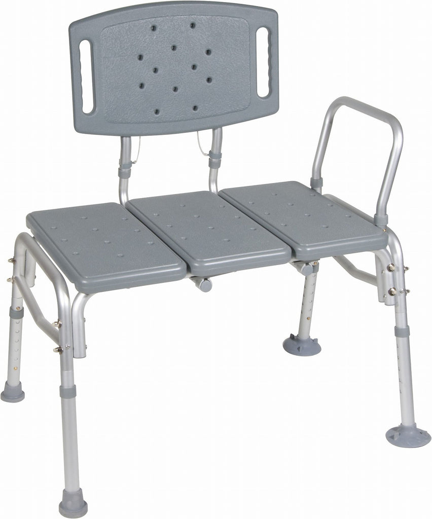Drive Medical Deluxe Heavy Duty Transfer Bench