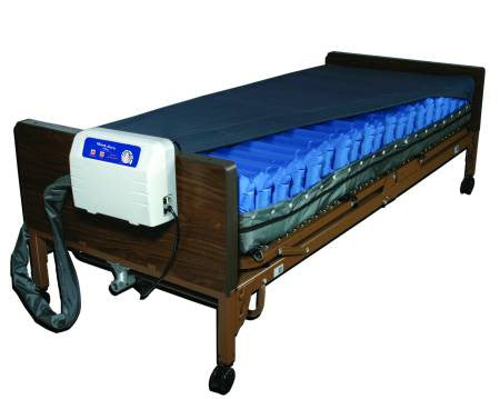 "Drive Bariatric Med Aire Plus Mattress 80"" x 42"" x 10"" and pump"