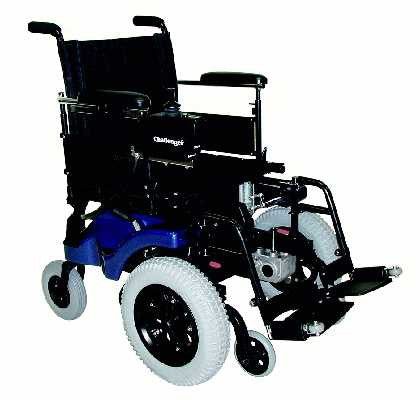 TuffCare 1710 Front Drive Powerchair, Free Shipping