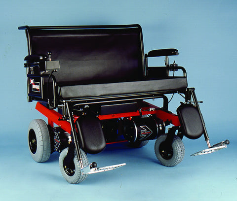 Twenty First Century Scientific Bounder plus H-Frame power chair