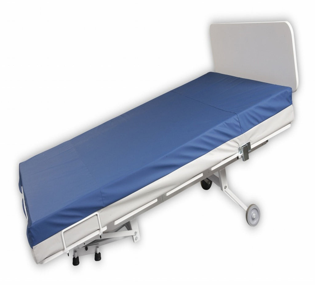 The valiant Transfer master bed is capable of trendelenberg positioning with the right options chosen