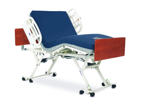 The CS-9 FX-600 bed is a bariatric capacity high low bed in our quickship listings.