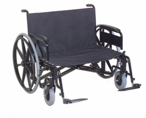 1stSeniorCare-Convaquip 930 XL 700 lbs capacity Bariatric Wheelchair, Made in the USA
