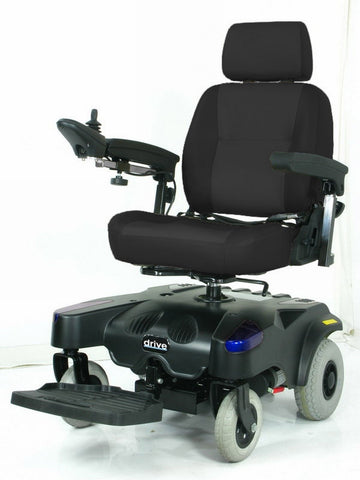 Drive Sunfire Plus EC Power Wheel Chair, FREE Shipping