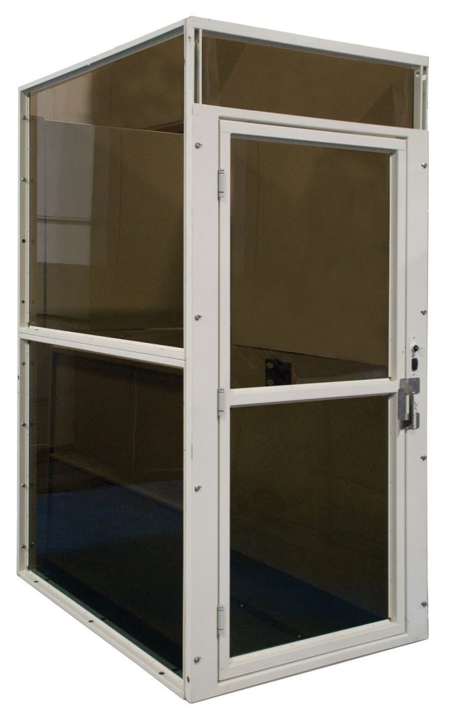 HarMar HighLander EPL400 Vertical Platform Lift Enclosed Models