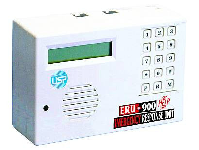 Emergency Caller ERU-900, Emergency Response Receiver / Dialer, Long Range System