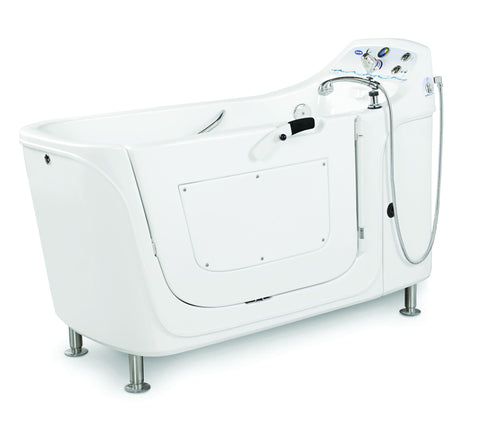 Invacare Silcraft IH3652G Free standing Whirlpool tub for Assisted Living, now with Pipeless™ technology. CALL for special shipping