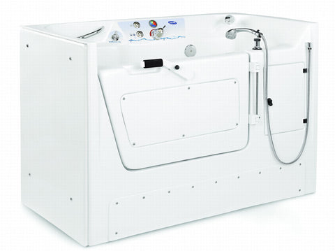 The IH3752G pipeless whirlpool is easy to maintain and can meet the most demanding applications for many years by using sanijet technology.