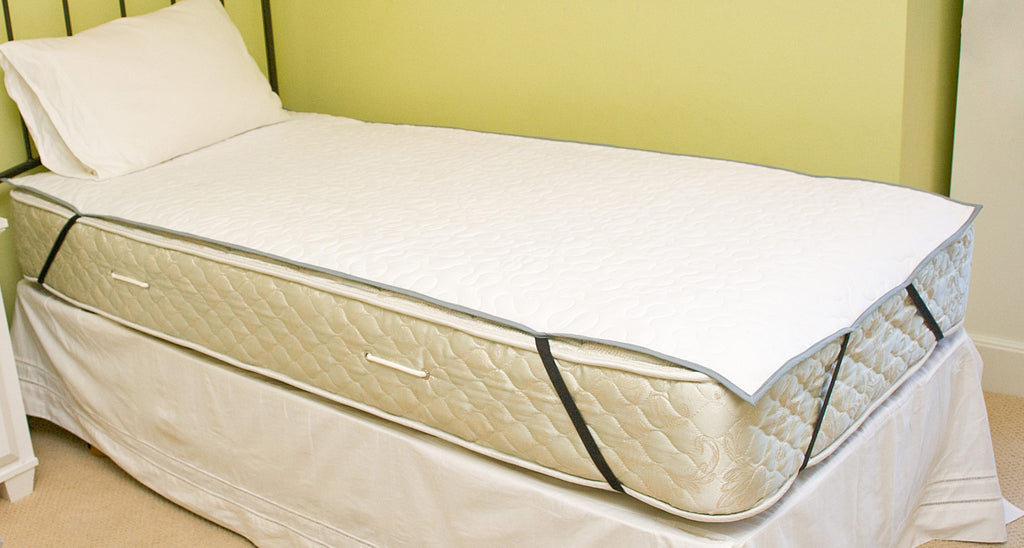 incontenance protection for beds that is washable and reusable