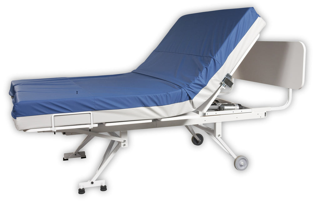 The New Valiant high low bed is one of the best beds for transfer in and out from a wheelchair