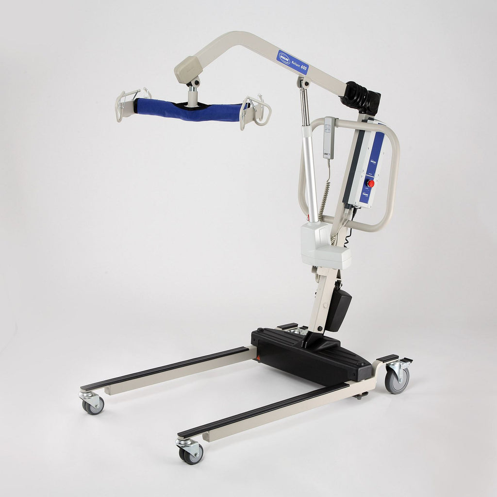 InvaCare Reliant RPL600 floor based electric lift is well known and a workhorse of the industry