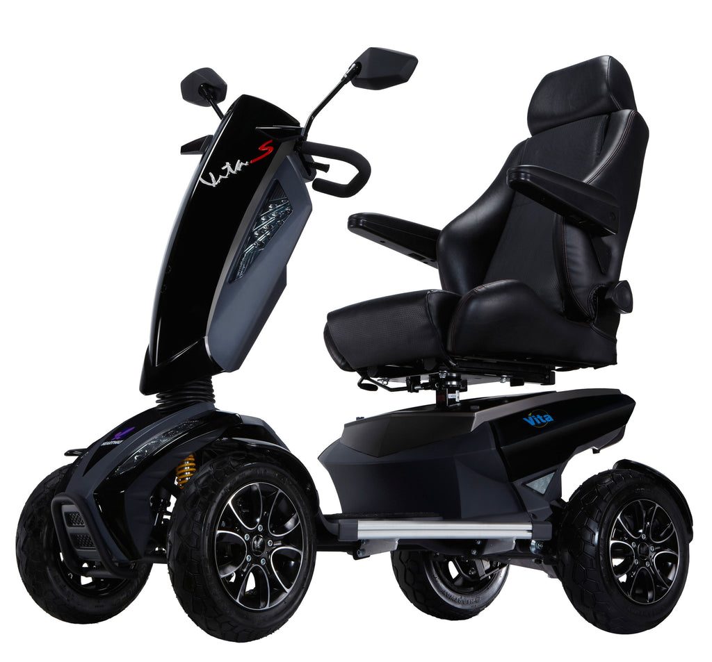 VITA SE and VITA Sport Heavy Duty Full Electric Scooters