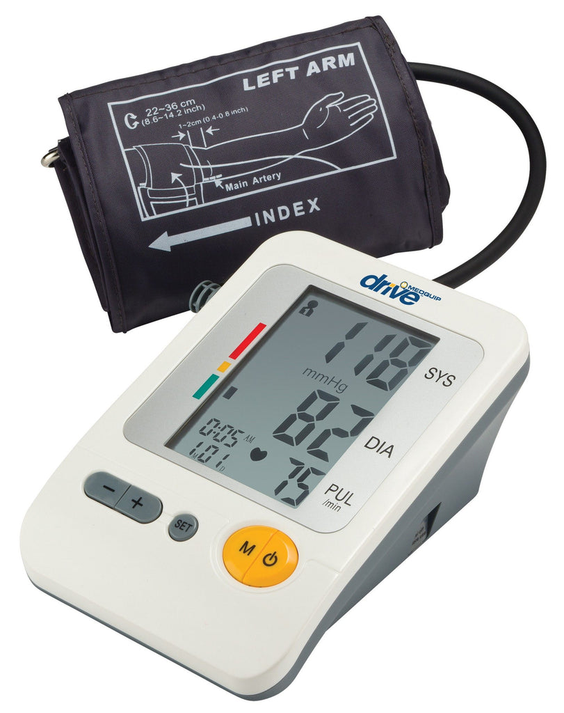 Automatic Blood Pressure Monitor, wrist mounted