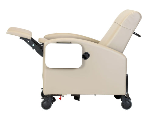 Winco MFG Inverness 24 hour treatment recliner for dialysis, oncology and acute care