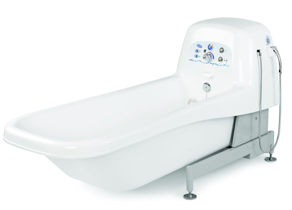 Sale The InvaCare IH6302ADH Is An Adjustable Height Whirlpool Tub With  Sanijet Technology.