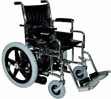 TuffCare 1520 Power Wheel Chair, Free Shipping