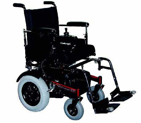 TuffCare 5020 Powerchair Electric Wheel Chair FREE Shipping & Batteries