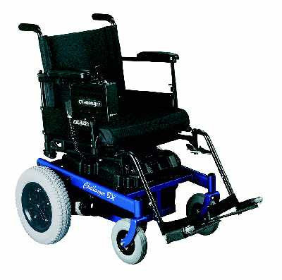 TuffCare BX6010 PowerChair (Free Shipping !) & Batteries