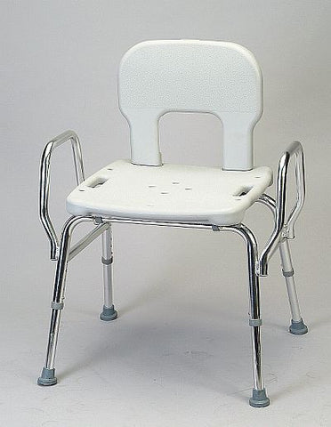 heavy duty shower chair easy assembly 500 lbs capacity