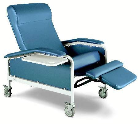 The Winco 6541 with 450 lbs capacity is a fine bariatric chair