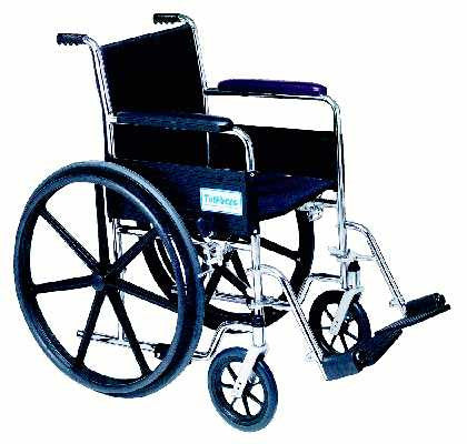 TuffCare 667 Venture Fixed Arm Manual Wheel Chair