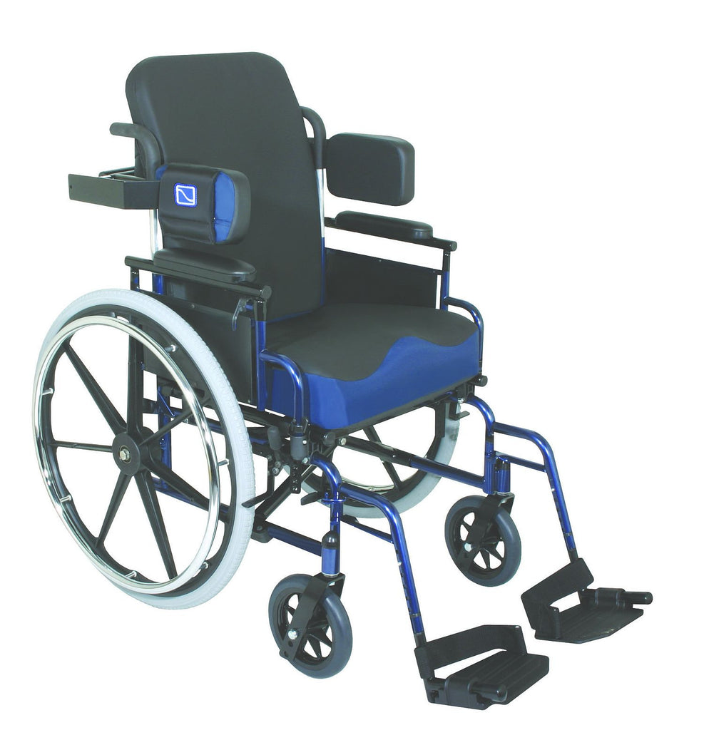side minder help you stay upright in a wheelchair, excellent for side leaners